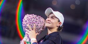 珠海WTA超级精英赛